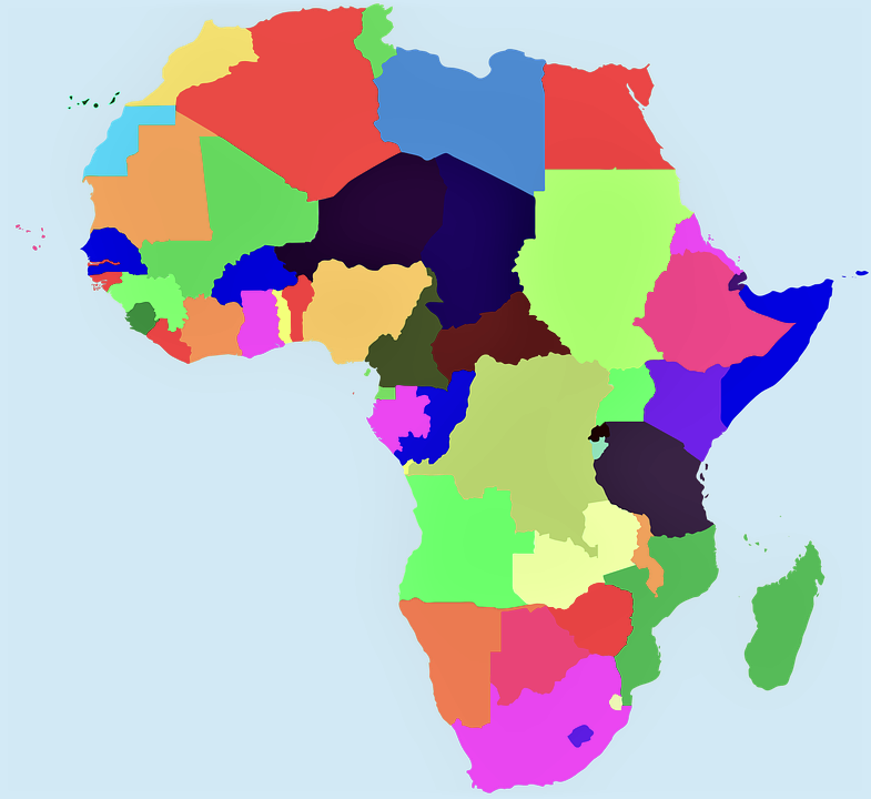 mapamundi africa mudo color